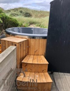 6 8 person outdoor hot tub with external heater 1