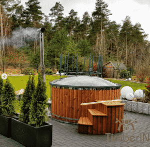 Hot Tubs Wood Burning 1