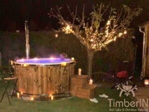 Hot Tubs Wood Burning 3 4