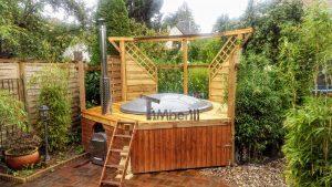 Hot tub terrace spa 5
