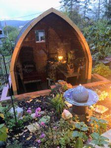Igloo sauna customers feedback 1