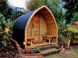 Igloo sauna customers feedback 3
