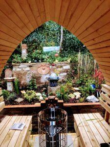 Igloo sauna customers feedback 5