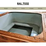 Light Grey RAL 7032 for square rectangular hot tub
