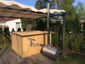 Micro pool party tub for max 16 persons 2