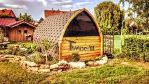 Outdoor Garden Sauna Igloo Design 1 1