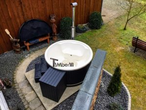 Smart app controlled hot tub 4