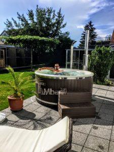 WELLNESS NEULAR SMART Scandinavian hot tub no maintenance required 2