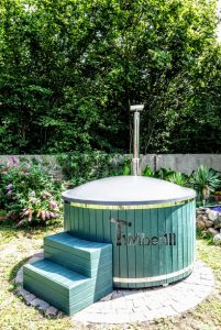 WELLNESS NEULAR SMART Scandinavian hot tub no maintenance required 2 5