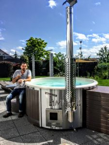 WELLNESS NEULAR SMART Scandinavian hot tub no maintenance required