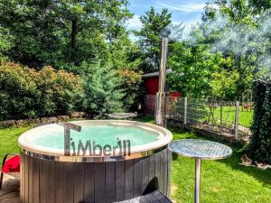 WELLNESS NEULAR SMART Scandinavian hot tub no maintenance required 3