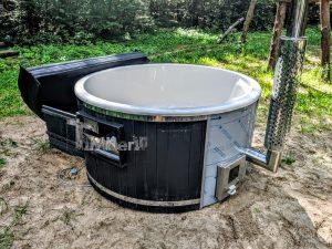 WELLNESS NEULAR SMART Scandinavian hot tub no maintenance required 5