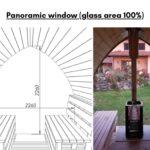 panoramic window