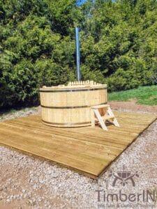 Cheap wooden hot tub 1 1