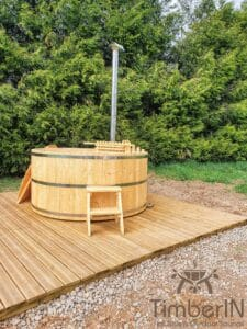 Cheap wooden hot tub 2 1