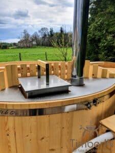 Cheap wooden hot tub 3 1