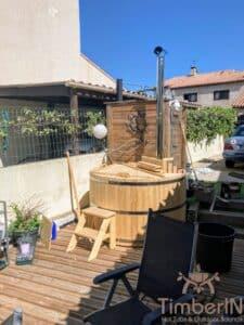 Cheap wooden hot tub 3