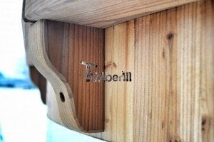 Thermo wood hot tub exclusive 16