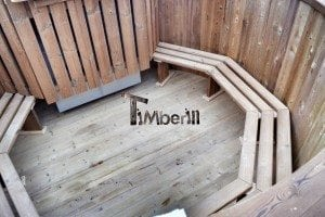 Thermo wood hot tub exclusive 3