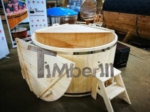 Wooden hot tub basic model by TimberIN 12