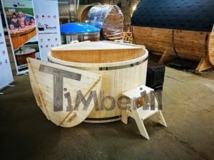 Wooden hot tub basic model by TimberIN 13