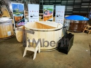 Wooden hot tub basic model by TimberIN 14