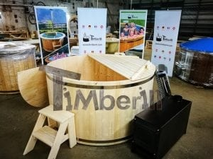 Wooden hot tub basic model by TimberIN 2