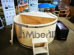 Wooden hot tub basic model by TimberIN 3