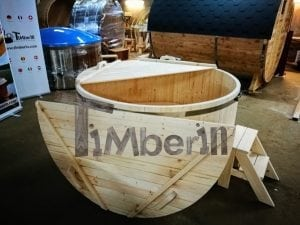 Wooden hot tub basic model by TimberIN 5