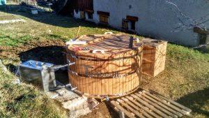 Wooden hot tub kits 3