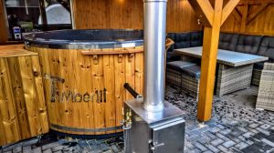 Electric outdoor hot tub spa 2 1
