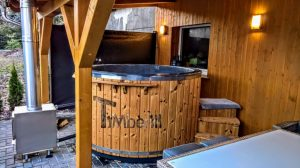 Electric outdoor hot tub spa 3 1