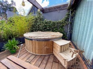 Electric wooden hot tub 2 2
