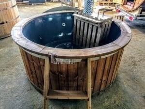 Fiberglass hot tub with snorkel heater Wellness Basic 2