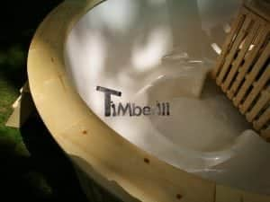Fiberglass wellness basic with inside heater 24