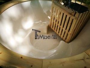Fiberglass wellness basic with inside heater main