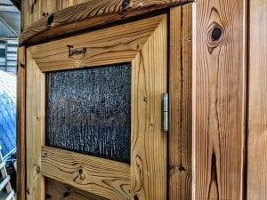 Outdoor sauna for limited garden space 26