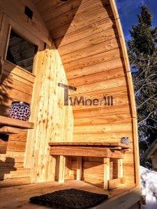 Outdoor Garden Sauna Igloo Design 3 1