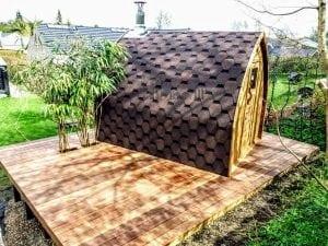 Outdoor Garden Sauna Igloo Design 4 4