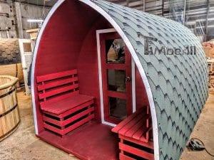 Outdoor Garden Sauna Igloo Design 4 6
