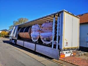Outdoor barrel sauna 1 1