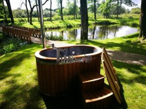 Ofuro outdoor spa for 2 persons 10