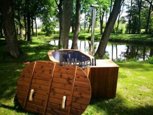 Ofuro outdoor spa for 2 persons 15