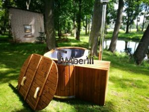 Ofuro outdoor spa for 2 persons 17