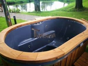 Ofuro outdoor spa for 2 persons 20