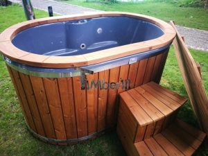 Ofuro outdoor spa for 2 persons 22