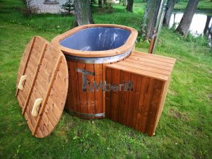 Ofuro outdoor spa for 2 persons 28