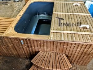 Micro pool party tub for max 16 persons 4