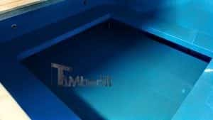 Outdoor electric hot tub timberin 11