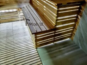 Modern Outdoor Garden Sauna 21